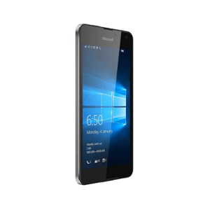 Nokia Lumia Angled View