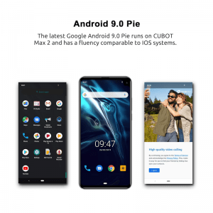 Cubot Max 2 Android 9 Pie