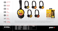 Imoji Headphones Splashscreen