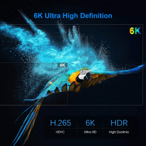 T95 Mini Android 9 6K Ultra