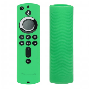 Amazon Fire Cover Green Back and Side