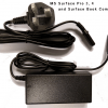 Microsoft Surface Pro 3, 4 and Book Compatible Charger