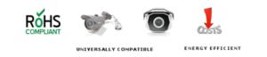 CCTV 8 Way Splitter Info